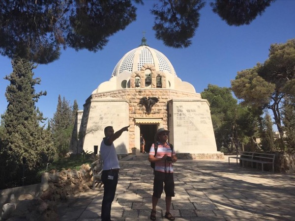 Three days private tour-Jerusalem,Bethlehem,Ramallah & Jerisho.