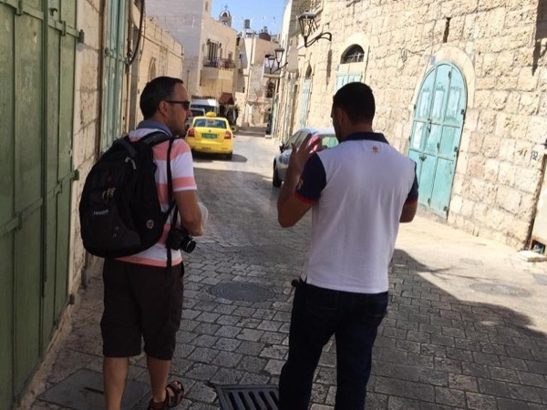Bethlehem walking tour