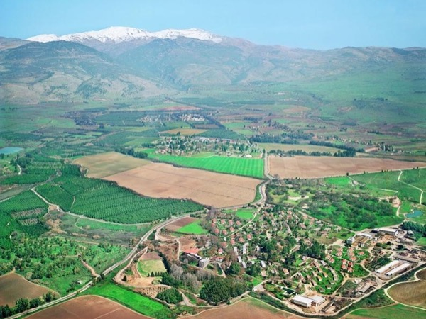Galilee north of Israel, Historical Biblical Prespective, Private tour