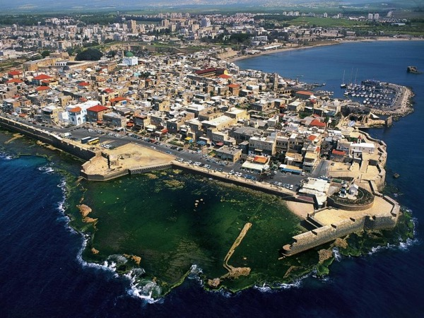 Acre the Crusader City