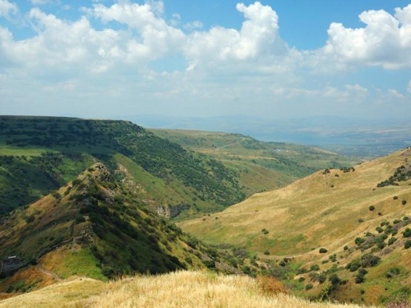 Discovering the Galilee