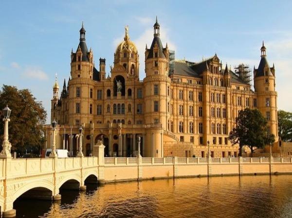 Palace Adventure in Meckleburg-Vorpommern