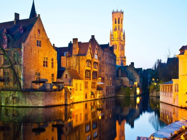 One day in Bruges the