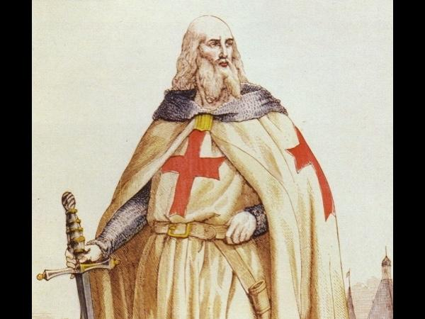 Jacques de Molay, the Knights Templar, Notre Dame Cathedral and the Sainte Chapelle.