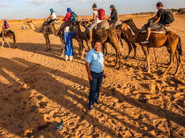 Overnight tour to Sahara Desert from Fez