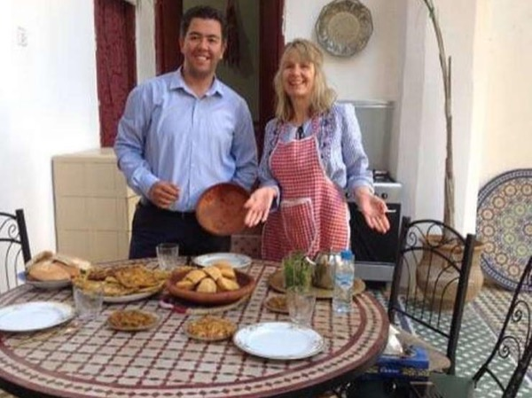 5 hours Private cooking class in Fez