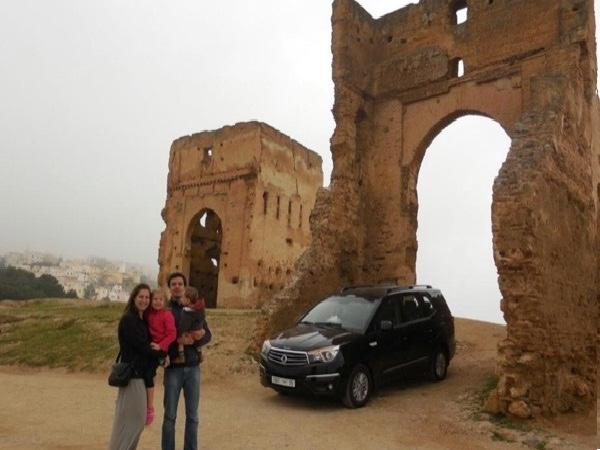 5 Hours Private Tour of Fes Medina & Local Family Invitation