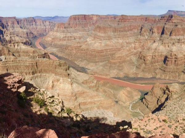 The West Rim Canyon Tour w/ meal