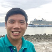 Private tour guide David Duyen