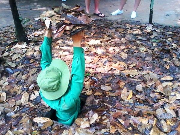 Cu Chi Tunnels Private Tour