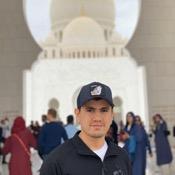 Private tour guide Shokhrukh