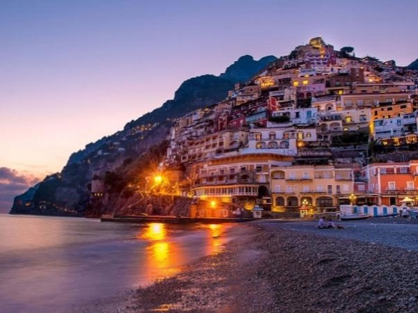 Positano, Sorrento and Pompei Private Tour