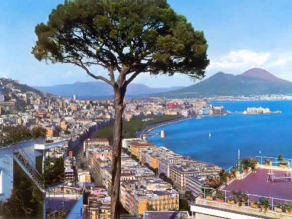 City tour of Naples from Sorrento