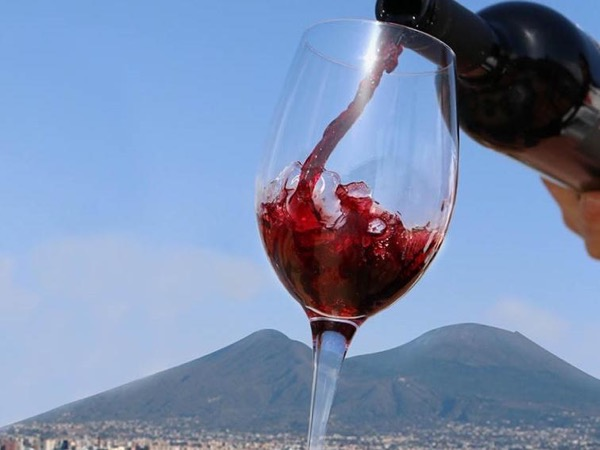 Pompei and Wine Tasting from Napoli