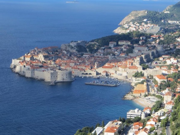 Dubrovnik Old Town Panorama & Walking Tour