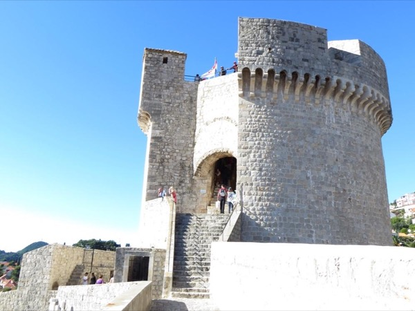 Walking Tour of Dubrovnik And Walls