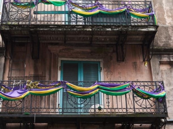 New Orleans On Christmas