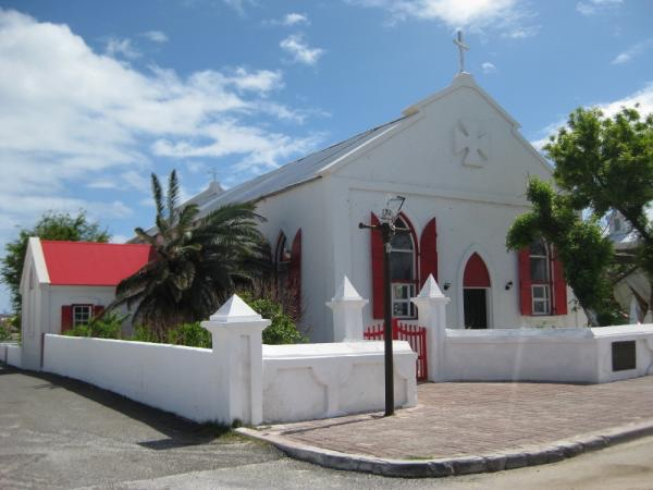 Grand Turk Christian Churches Salt House and Museum Private Tour