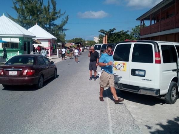 Photography Highlights images of Grand Turk Private Tour.