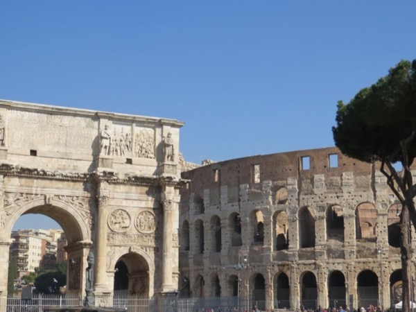 Ancient Rome in a day: VIP Shore Excursion
