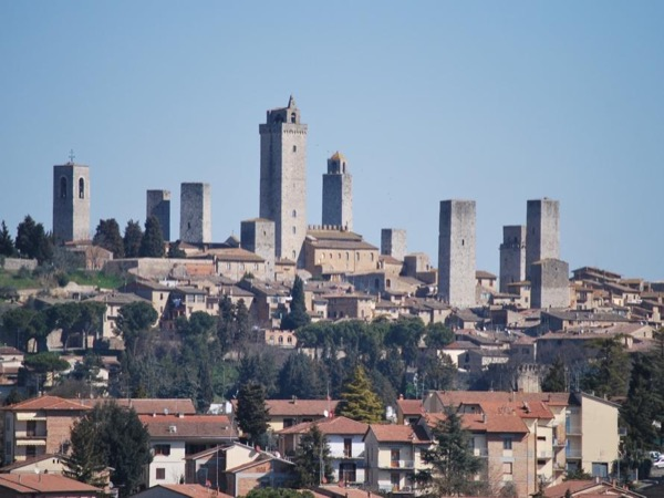 San Gimignano and Volterra private tour from FLORENCE