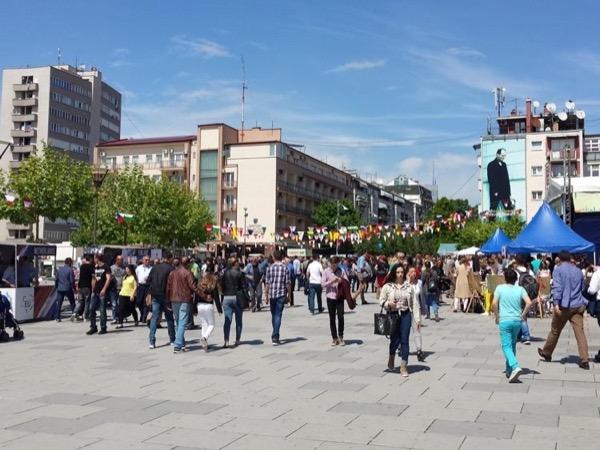 Prishtina City Tour - Kosovo