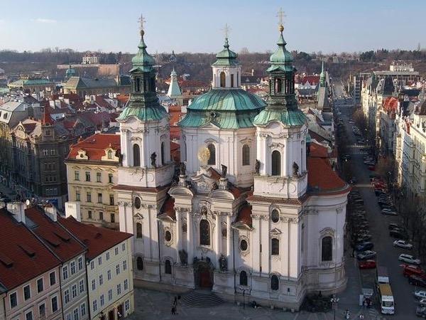 Religious Prague Private Walking Tour