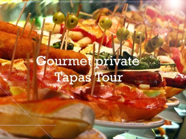 Best Tapas Private Tour Barcelona