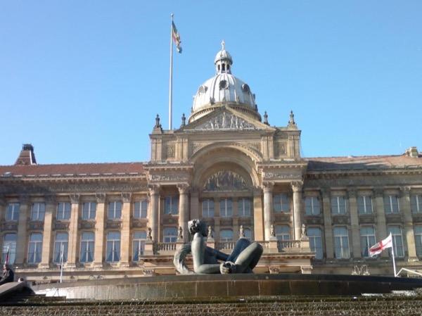 Walking Tour of Birmingham City Centre