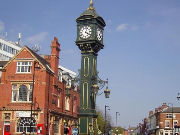 Walk around Birmingham's Jewellery Quarter