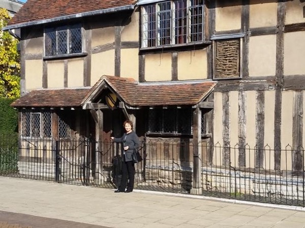 Walking Tour of Stratford upon Avon