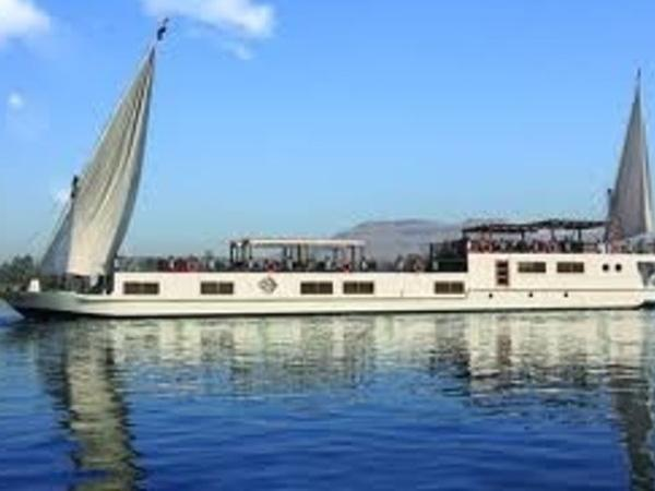 Dahabiya: 04 nights / 05 Days - esna / aswan