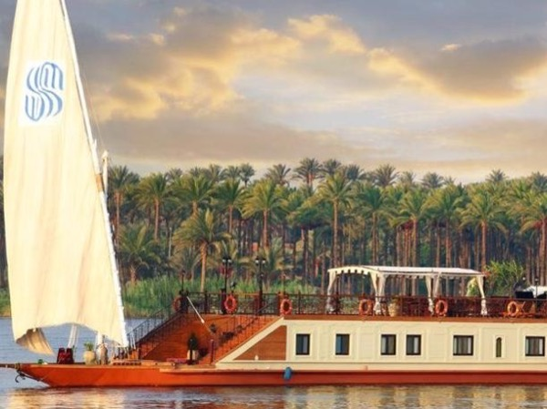 Dahabiya 03 Nights / 04 Days - Aswan / Luxor