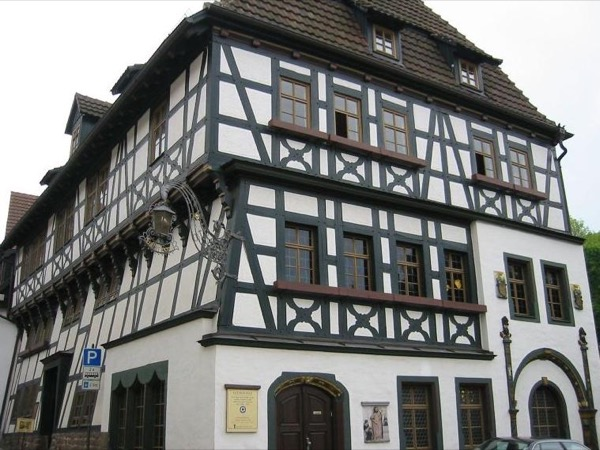 Luther and Bach: Cradle of Reformation in Saxony and Thuringia