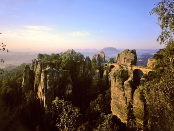 Saxon Switzerland Day Trip