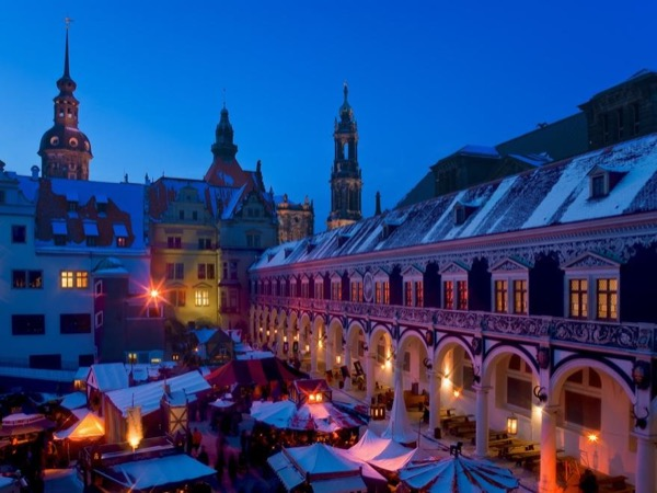 Dresden - A Winter Fairy Tale!