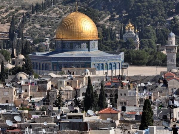 Jerusalem Private Summertime Dawn Tour