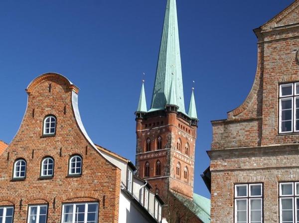 The Q U E E N of the Hanseatic league: Hanseatic city of Lübeck!