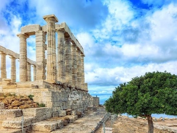 Full Day Athens and Cape Sounion Private Tour