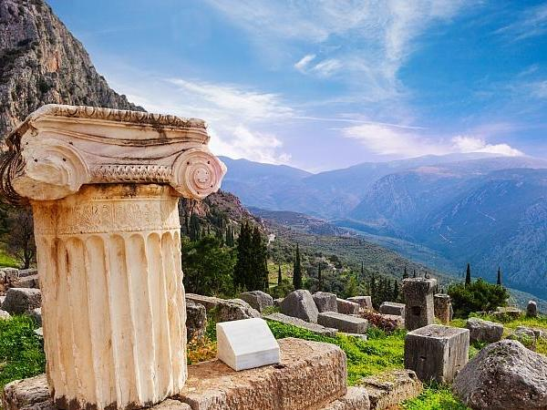 Delphi (The Oracle) Full Day Private Tour