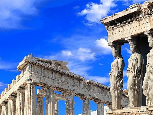 Best of Athens in 6 hours with Mercedes Limo Minivan Tour (4 up to 7 People)