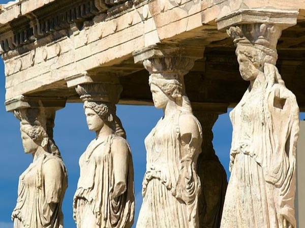 Best Highlights of Athens and Cape Sounion Poseidon's Temple Day Tour by the Athenian Riviera with New Mercedes Limo Minivan