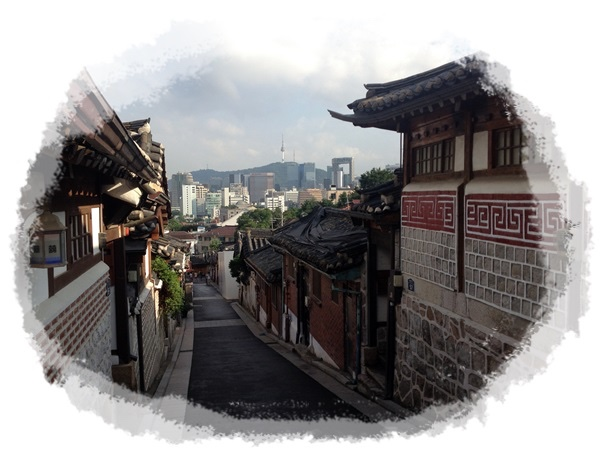 Seoul Bus+Metro+Walking tour