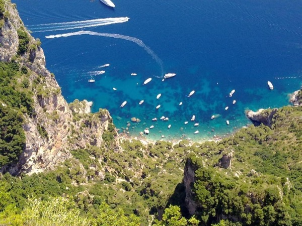 Sorrento tour: a day at leisure in Capri