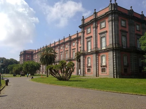 Private tour to Old Naples and Capodimonte Painting Gallery