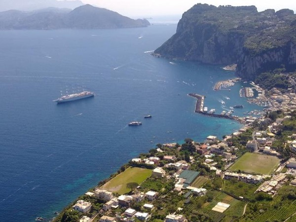 Sorrento Shore Excursion: the Island of Capri and the Ancient Pompeii