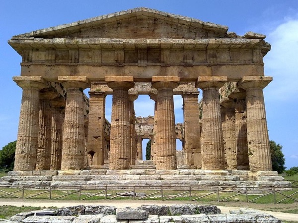 Ancient Paestum and Mozzarella Organic Farm - Private Tour
