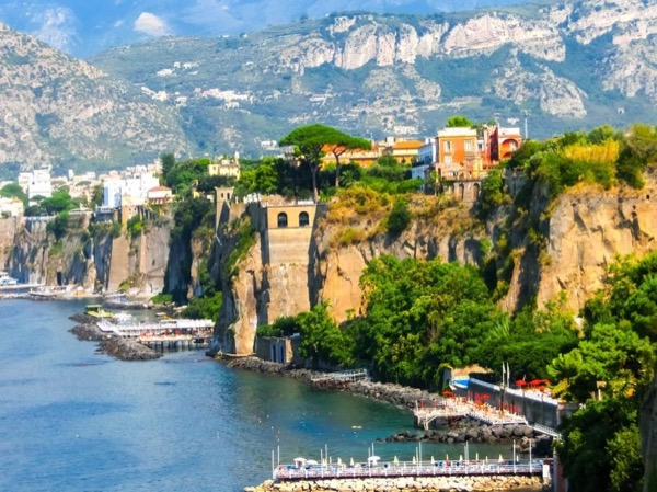 Sorrento walking tour