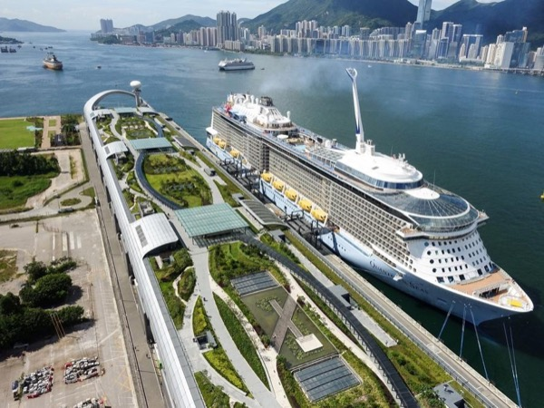 Hong Kong Cruise dock day private tour