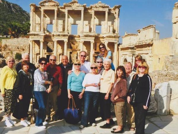 Ephesus with Lunch from Kusadasi - Private Tour